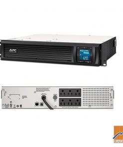 Bộ lưu điện APC Smart SMC1000I-2U Bảo Sơn Computer