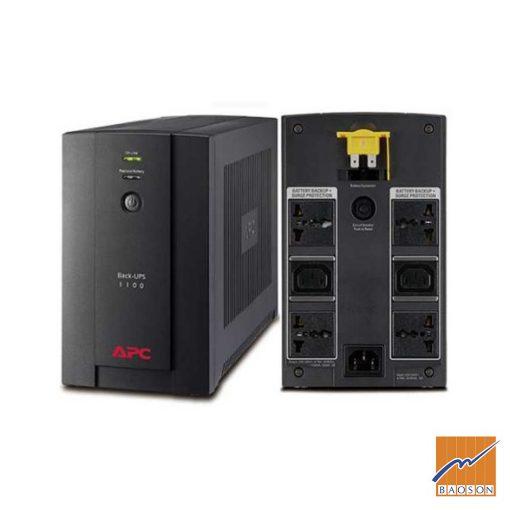 Bộ lưu điện APC Back UPS BX1100LI-MS Bảo Sơn Computer