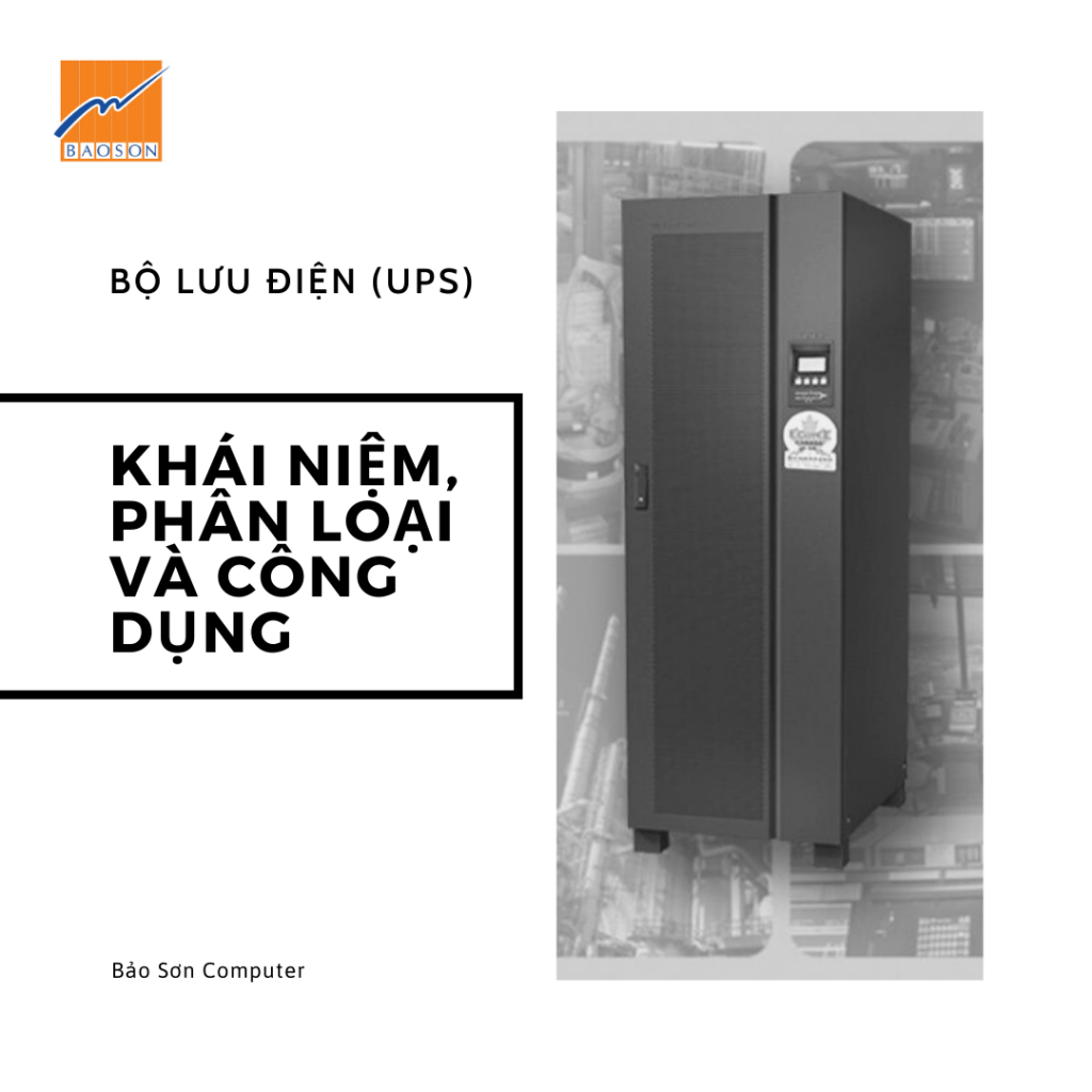 Bộ lưu điện UPS Bảo Sơn Computer