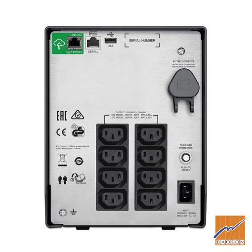 Bộ lưu điện APC Smart-UPS SMC1000iC Bảo Sơn Computer
